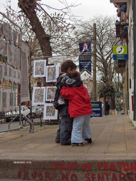 Los niños noruegos en Buenos Aires