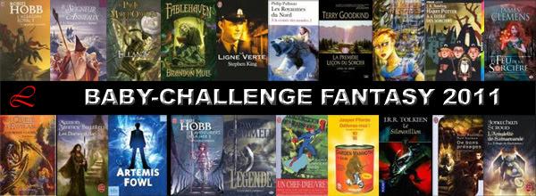 Baby challenge Fantasy 2011
