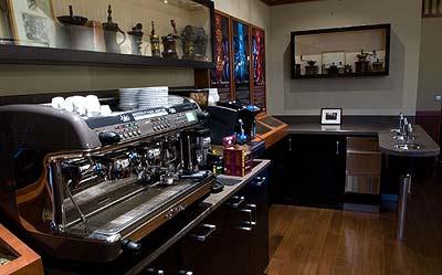 le Studio Café de l'Institut Paul Bocuse