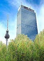 Park Inn Berlin-Alexanderplatz - Berlin