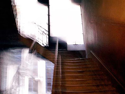 L'escalier de la Mère Brazier - © DiogeneLaerce / Flickr - Licence Creative Common (by-nc-sa)