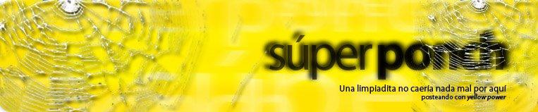 Super ponch! | Posteando con yellow power