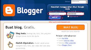 cara bikin postingan di blog