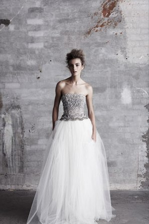 Collette Dinnigan Wedding Dress. Collette Dinnigan Bridal