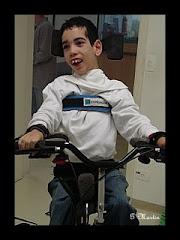 Minha primeira bicicleta....