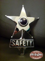 Red & Blue Safety Stars £34.56