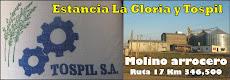 TOSPIL y La Gloria