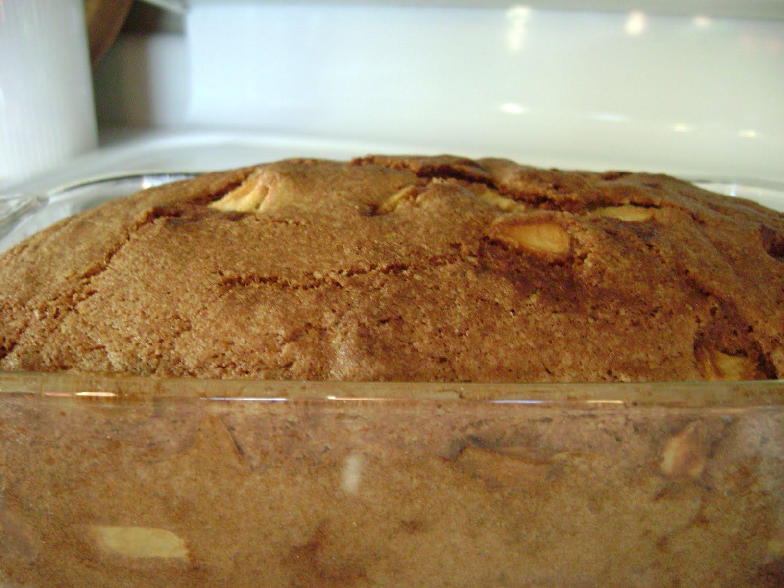Make Ends Meet: Apple Breakfast Bread