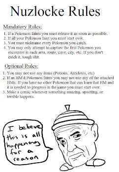 Nuzlocke Rules