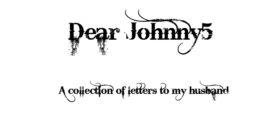 Dear Johnny5