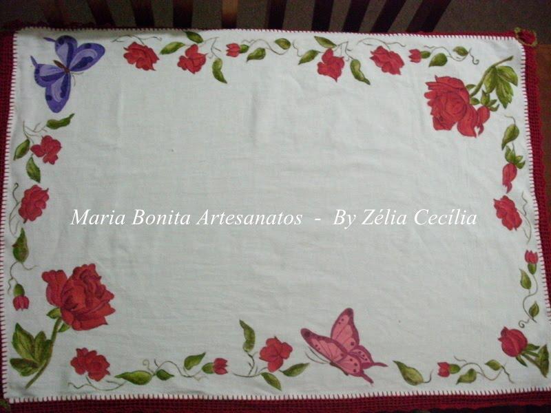 Artesanato Jardim Camburi ~ Maria Bonita Artesanatos Panoútil para a cozinha