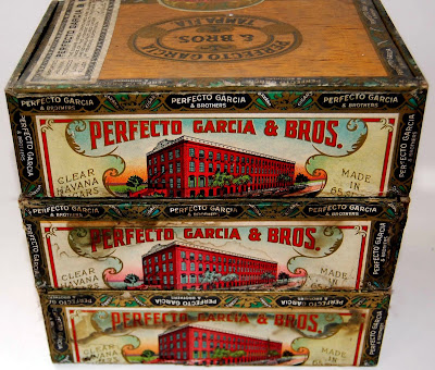 Craft organizing cigar boxes cathe holden s inspired barn for Cigar boxes for crafts