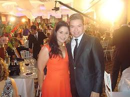 Andres y  Daniela Albarado