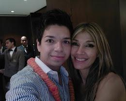 Andrés y Katherine Fulop