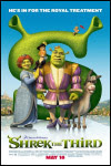 Recomenda-se: Shrek the Third (''Shrek o Terceiro'' | ''Shrek 3'')