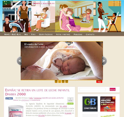 mamas y bebes blog
