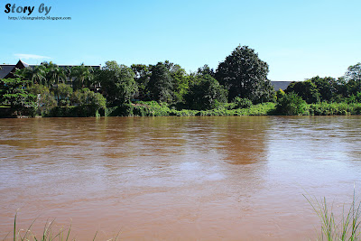 Maekok river basin Chiangrai