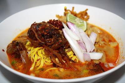 khao soi kai recipe