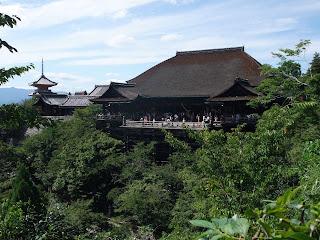 Pabellón principal de Kiyomizu-dera