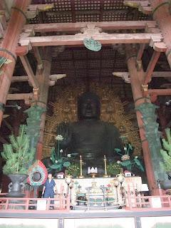 El daibutsu de Nara