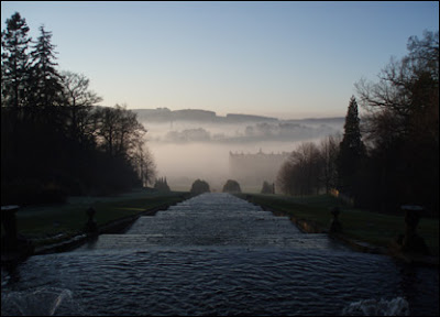 foto niebla