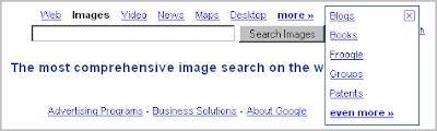 Google Blog Searh