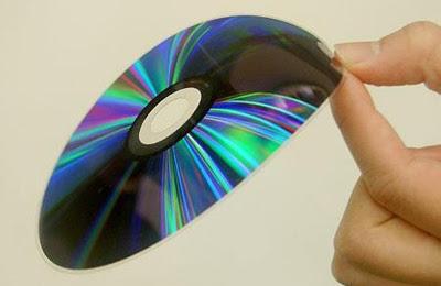 El dvd más fino