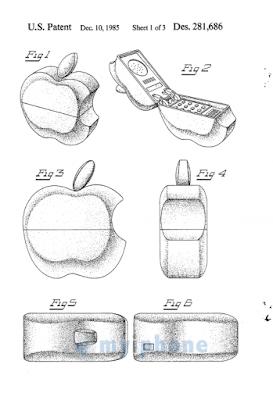 patente iphone original