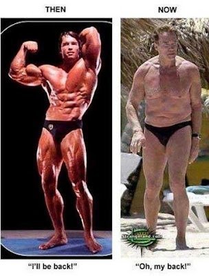 Arnold Schwarzenegger: Antes y ahora 1