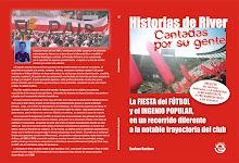 """2010: LIBRO """"HISTORIAS DE RIVER CANTADAS POR SU GENTE"""""""