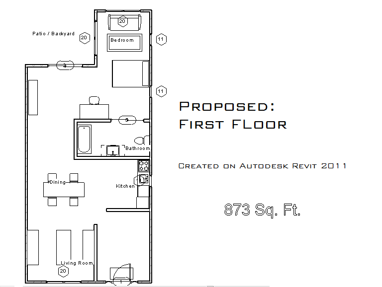Floor Plan Symbols Switch