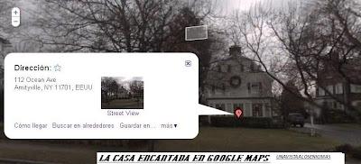 amityville google maps