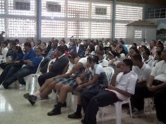 1 ra CONVENCION DE LA CAÑA, Santa Isabel 2010, estudiantes del area sur