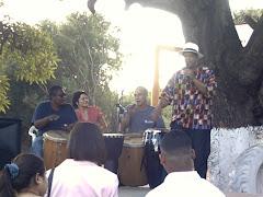 1 ra CONVENCION DE LA CAÑA, Santa Isabel 2010, espectaculo artistico de Carlos Cruz