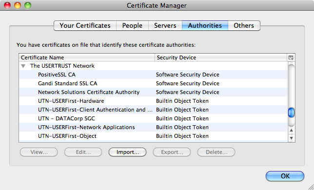 Manual Verification of SSL/TLS Certificate Trust Chains using ...