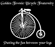 Golden Townie Bicycle Fraternity