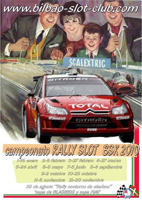 campeonato RALLY BSK 2010
