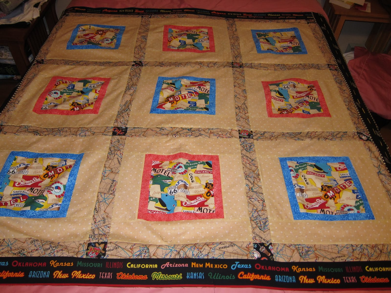 Quilt Routes | Quilts, Fabric painting, Art quilts
