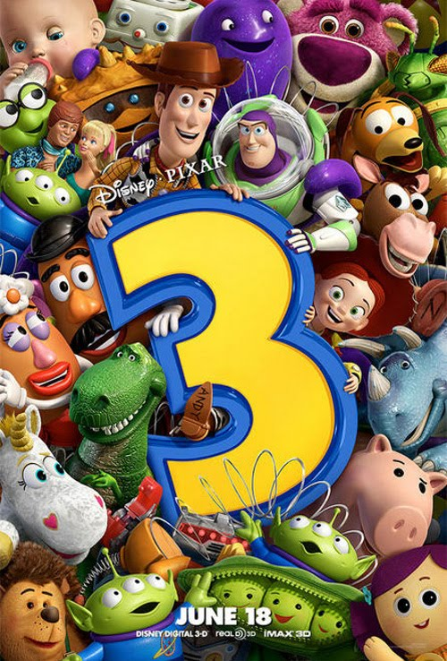 Toy Story 3 Movie : Buckets of exposition movie review toy story