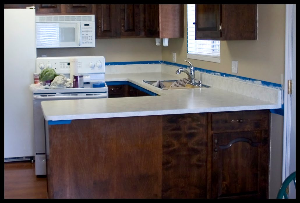 Paint Countertops With Chalk Paint With Chalk Paint Laminate
