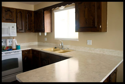 Discount Laminate Kitchen Countertops on Craftastical Painting My ...