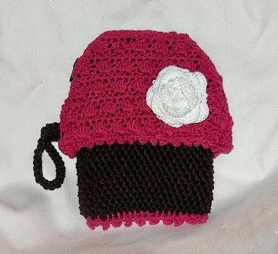 futuregirl craft blog : Crochet Wristlet