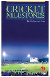 Cricket Milestones