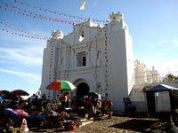 El cerrito, la Ermita y la Virgen del Carmen