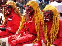 Fiesta patronal Ciudad Vieja