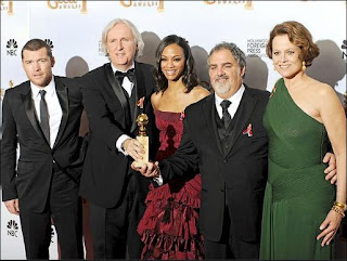 Avatar fue elegida la mejor película de drama