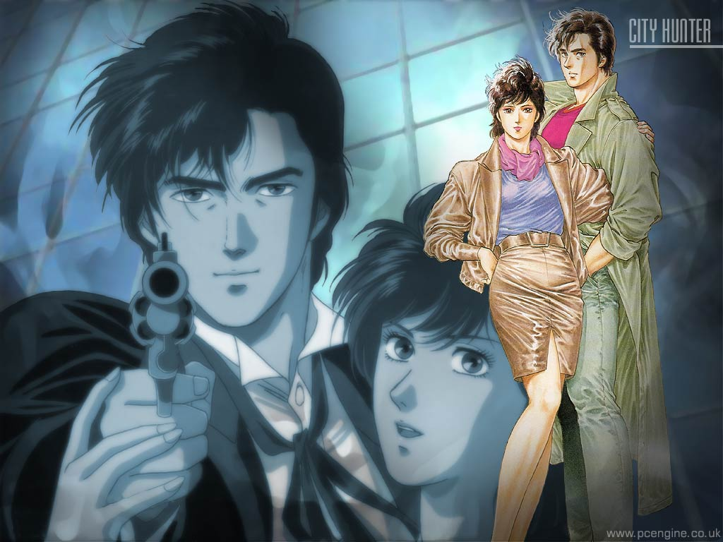 Cartoon Networks City Hunter