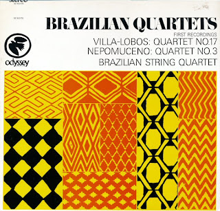Brazilian Quartets cover