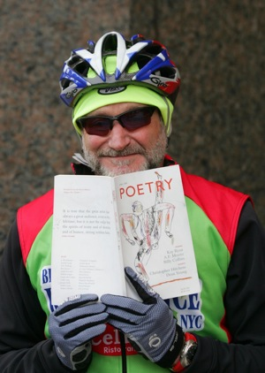 guess who reads poetry?