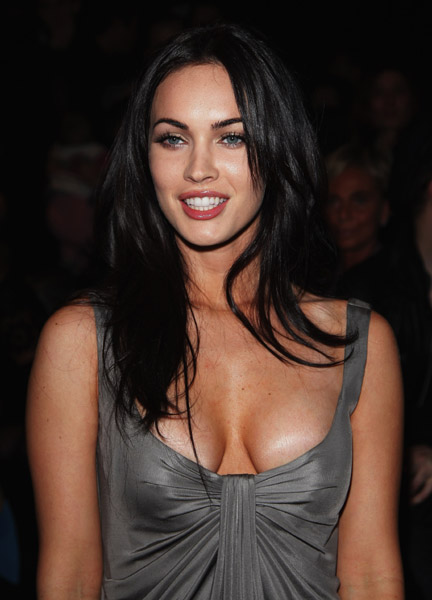 megan fox before and after nose job. megan fox makeup ideas